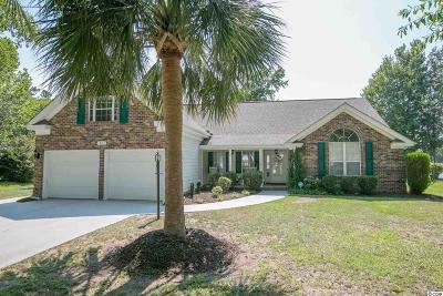 Surfside Beach Single Family Home For Sale: 1727 Parsons Way