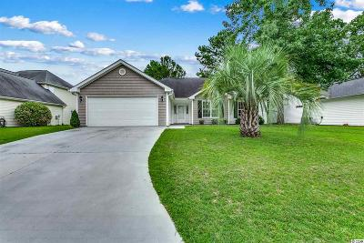 Myrtle Beach Single Family Home For Sale: 4033 Manor Wood Dr.