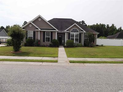 Conway Single Family Home For Sale: 1205 Black Top Ln.