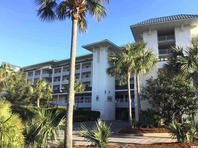 Pawleys Island Condo/Townhouse For Sale: 601 Retreat Beach Circle #317
