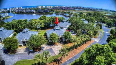 Pawleys Island Condo/Townhouse For Sale: 12a Billfish Ct. #12A