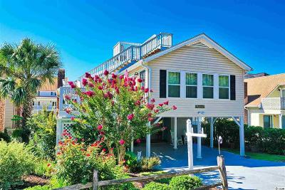 North Myrtle Beach Single Family Home For Sale: 909 Strand Ave.