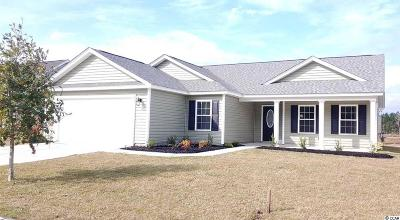 Conway Single Family Home Active Under Contract: 3411 Merganser Dr.