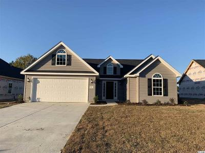 Longs Single Family Home Active Under Contract: 74 Palmetto Green Dr.