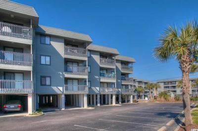 North Myrtle Beach Condo/Townhouse For Sale: 6000 N Ocean Blvd. #319