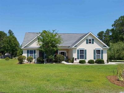 Shallotte Single Family Home For Sale: 708 Jura Ct.