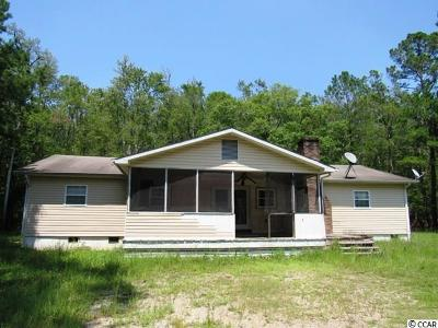 Conway Single Family Home For Sale: 872 Jackson Bluff Rd.