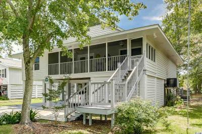Pawleys Island Single Family Home For Sale: 72 Mulberry Ln.