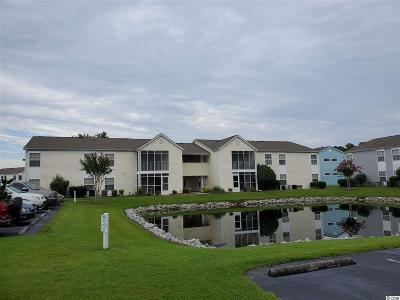 Surfside Beach Condo/Townhouse For Sale: 8861 Duckview Dr. #H