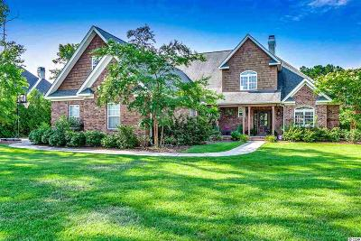 Myrtle Beach Single Family Home For Sale: 3761 Waterford Dr.