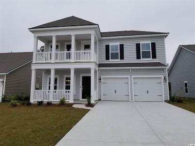 Forestbrook Single Family Home For Sale: 504 Harbison Circle