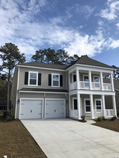 Forestbrook Single Family Home Active Under Contract: 350 Harbison Circle