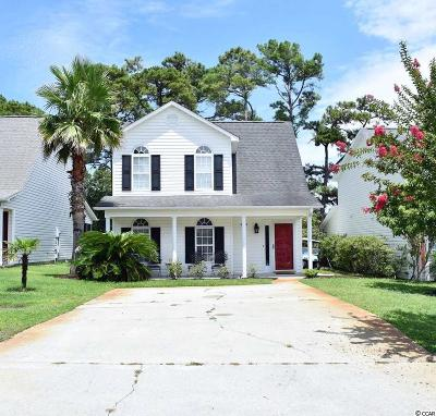 North Myrtle Beach Single Family Home For Sale: 608 24th Ave. S