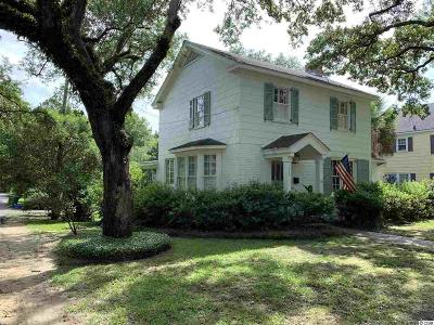 Georgetown County Single Family Home For Sale: 222 Duke St.