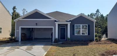 Myrtle Beach Single Family Home Active Under Contract: 1744 Promise Pl.