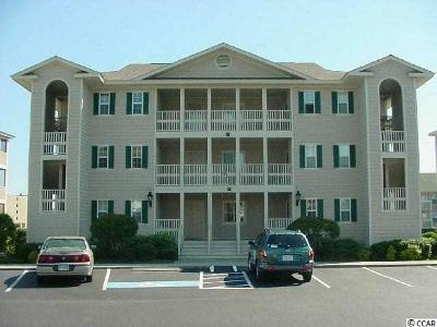 North Myrtle Beach Condo/Townhouse Active Under Contract: 1900 Duffy St. #L-3