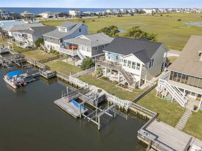 Holden Beach Single Family Home Active Under Contract: 120 Greensboro St.