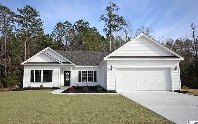 Conway Single Family Home For Sale: 3110 Merganser Dr.