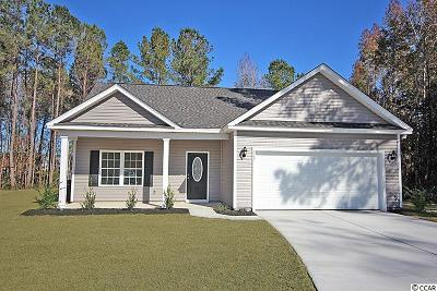 Conway Single Family Home For Sale: 3525 Merganser Dr.