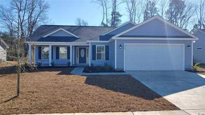 Conway Single Family Home For Sale: 3532 Merganser Dr.