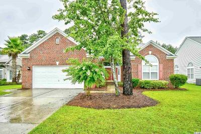 Murrells Inlet Single Family Home For Sale: 13 Long Creek Dr.