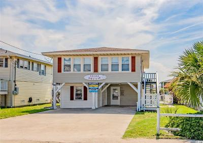 North Myrtle Beach Single Family Home Active Under Contract: 307 N 53rd Ave. N