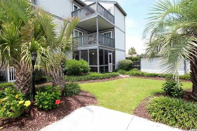Surfside Beach Condo/Townhouse For Sale: 515 N Ocean Blvd. #101-A