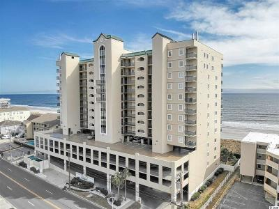 North Myrtle Beach Condo/Townhouse For Sale: 1003 S Ocean Blvd. #401
