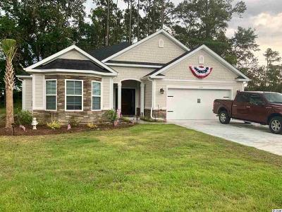 Conway Single Family Home For Sale: 124 Rivers Edge Dr.