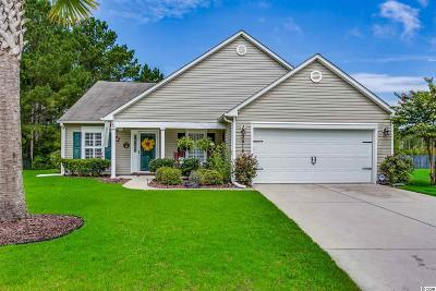 North Myrtle Beach Single Family Home For Sale: 3512 Club Course Dr.