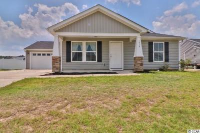 Conway Single Family Home For Sale: 1316 Boker Rd.