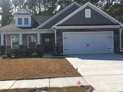 Little River Single Family Home Active Under Contract: 3725 Park Pointe Ave.