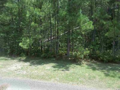 Loris Residential Lots & Land For Sale: 8 Scenic Dr.