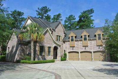 Murrells Inlet Single Family Home For Sale: 529 Nautilus Dr.