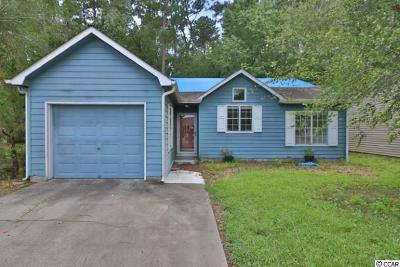 Myrtle Beach Single Family Home For Sale: 3611 Eagle Trace Dr.