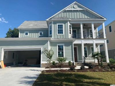 Myrtle Beach Single Family Home Active Under Contract: 1293 East Isle Of Palms Ave.