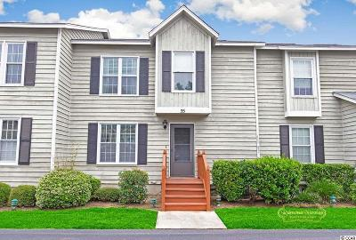 Murrells Inlet Condo/Townhouse For Sale: 4840 Moss Creek Loop #55
