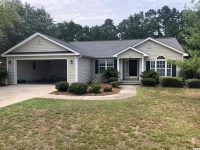 Conway Single Family Home For Sale: 114 Adrianna Circle