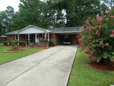 Conway Single Family Home Active Under Contract: 1109 Naomi Ave.
