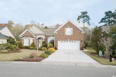 Murrells Inlet Single Family Home Active Under Contract: 55 Saltwind Loop
