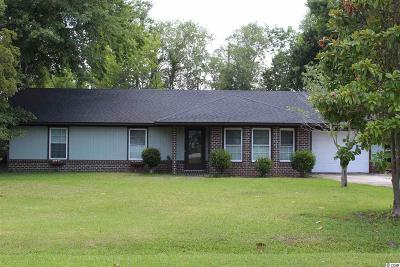 Surfside Beach Single Family Home Active Under Contract: 217 Caropine Dr.