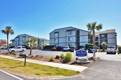 Horry County Condo/Townhouse Active Under Contract: 515 Ocean Blvd. N #103B
