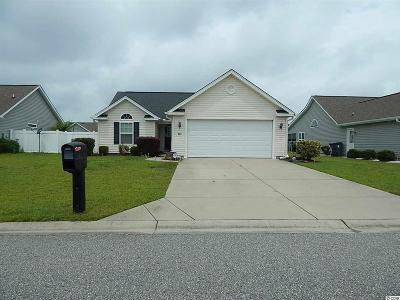 Murrells Inlet Single Family Home For Sale: 213 Four Leaf Ln.