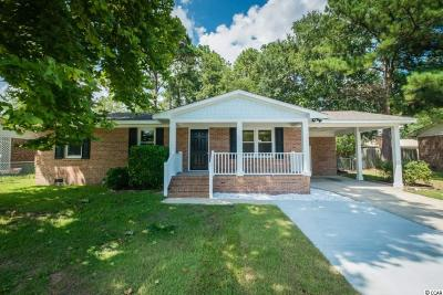 Conway Single Family Home For Sale: 603 Truman Rd.