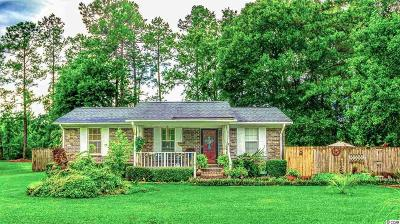 Conway Single Family Home For Sale: 6123 Highway 134