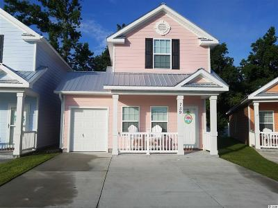 North Myrtle Beach Condo/Townhouse Active Under Contract: 739 Shell Creek Circle #739