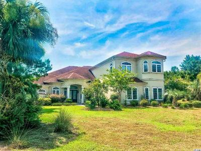 Horry County Single Family Home For Sale: 4021 Atalaya Pl.