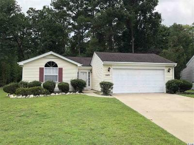 Myrtle Beach Single Family Home Active Under Contract: 1520 St. George Ln.