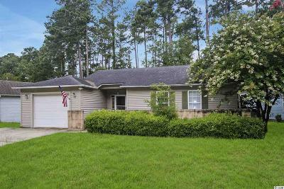 Conway Single Family Home For Sale: 174 Quail Run Rd.