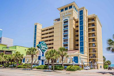 Horry County Condo/Townhouse For Sale: 1200 N Ocean Blvd. #304
